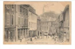 BEAUCOURT- Rue Frédéric-Japy - Beaucourt