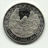 2012 - Santa Ysabel 1/2 Dollar, - Altri – America