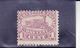 NOUVEAU BRUNSWICK- AMERIQUE DU NORD - N° 4 NSG- COTE :55 € - Stamps