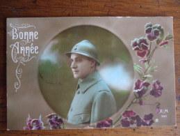 ALB1 - BONNE ANNEE - 1916 - Humoristiques