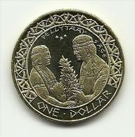 2012 - Santa Ysabel 1 Dollar, - Altri – America