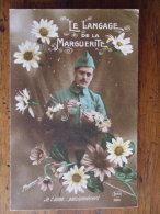 ALB1 - LE LANGUAGE DE LA MARGUERITE-JE T'AIME....PASSIONNEMENT - Humoristiques