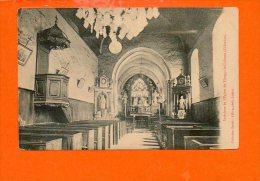 14 BLANGY Le Chateau : Intérieur De L'église - France