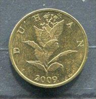 Monnaie Pièce CRAOTIE 10 Lipa De 2009 - Croatie