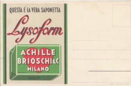 Pubblicità Lysoform - Advertising