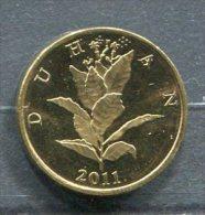 Monnaie Pièce CRAOTIE 10 Lipa De 2011 - Croatia