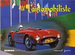 Revue L´Automobiliste No.69 -  Juin 1986 -  Delage - Auto/Moto