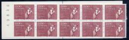 DENMARK 1982 Europa 2.00 Kr Complete Booklet MNH / **.  Michel 749 - Booklets
