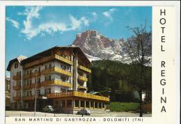 HOTEL REGINA SAN MARTINO DI CASTROZZA DOLOMITI TRENTO - Trento