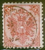 BOSNIE-HERZEGOVINA.(AUSTR )_used_ANK #5 II P 10,5_WZ - Bosnien-Herzegowina