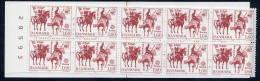 DENMARK 1981 Europa 1.60 Kr Complete Booklet MNH / **.  Michel 730 - Booklets