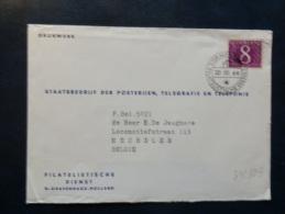 37/883    BRIEF FILAT. DIENST - Postal History