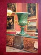 Vase , Tables , 1841-1852 - Russian Malachite - The Hermitage , Leningrad - 1980 - Russia USSR - Unused - Museos