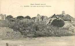 Oct13 616 : Maing  -  Ruines Du Hameau De L'Hopiteau - France