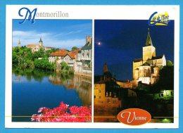 Montmorillon  2 Vues - Montmorillon
