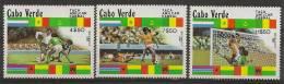 CAPE VERDE  1982 Football - Cape Verde