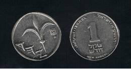 ISRAEL -  1 New Sheqel  KM160 - Israel