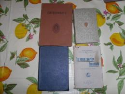 LOTTO LIBRI FRANCESI FRENCH HONORè DE BALZAC LA SAINTE BIBLE CATECHISME - Cultura