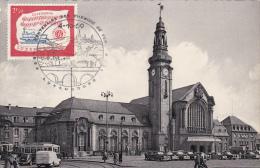 La Gare, Luxembourg, PU-1959 - Autres