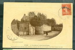 Epone - La Tourelle Et La Rue De La Brêche    - Abs158 - Epone