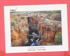 AFRIQUE DU SUD :  Bourke's Luck Potholes - Sud Africa