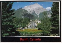 BT16215 Banff National Park   2 Scans - Banff