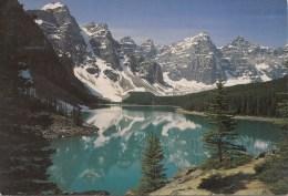 BT16436 Banff National Park Alberta Moraine Lake    2 Scans - Banff