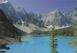 BT16440 Moraine Lake Banff National Park 2 Scans - Banff