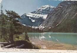 BT16498 Mount Edith Cavell Jasper National Park   2 Scans - Jasper