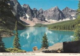 BT16526 Moraine Lake Banff National Park   2 Scans - Banff