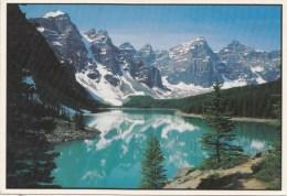 BT16536 Moraine Lake Banff National Park    2 Scans - Banff