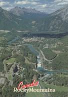 BT16610 Banff National Park  2 Scans - Banff
