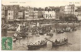13 - LA CIOTAT - Les Joutes +++++ Vers Sceaux, 1913 ++++++ - La Ciotat