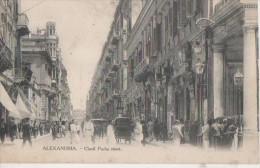 .ALEXANDRIE ( Rue Cherif Pacha ) - Alexandria