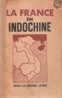 LA FRANCE EN INDOCHINE 1950 HO CHI MINH  VIETMINH EVENEMENTS POLITIQUES