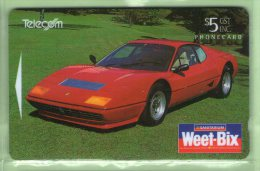 New Zealand - 1995 Classic Cars - $5 Ferrari - NZ-A-94 - Mint - Neuseeland