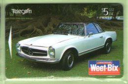 New Zealand - 1995 Classic Cars - $5 Mercedes - NZ-A-96 - Mint - Neuseeland