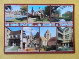 Dep 89 , Cpm  Le Pays D'Othe ...de Joigny à Troyes  ,multivues , C2.10296 (023)Recto/Verso - Francia