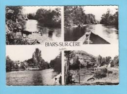 CPSM - BIARS Sur CERE - Multivues - 1962 - Non Classés