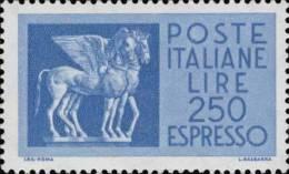 1974 Italia Repubblica Espresso Da Lire 250 Usato Filigrana Stelle - 6. 1946-.. Repubblica