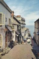 Ph-CPSM Royaume Uni Clovelly (Devon) High Street - Clovelly