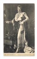 Cp, Histoire, Napoléon 1er En Costume Du Sacre - Histoire
