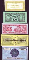 Play Money-toy Money , Billet Scolaire, UNC Rare - Andere