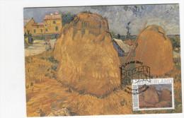 Maximum Kaart Carte Maximum Card Vincent Van Gogh - Impressionisme