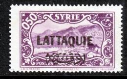 Lattaquye  7  * - Lattaquie (1931-1933)