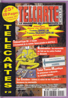 TELCARTE   °   Catalogue  N°  29   °   Oct  Nov  1998 -  68 Pages.  T  B  E - Télécartes