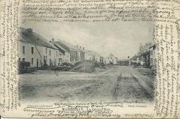 Marbehan - La Grand'Rue - 1902  ( Voir Verso ) - Habay