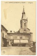 SAINT LAURENT D´AGNY L´Eglise Hôtel Reynard (AB) Rhône (69) - Frankreich