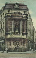 Lille - Fontaine Wallon - Jolie Carte Couleur -190?  ( Voir Verso ) - Lille