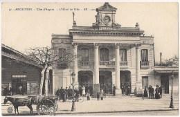 ARCACHON - Côte D'Argent - L'Hôtel De Ville [3393/A33] - Arcachon